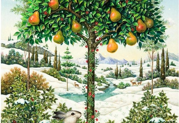 A Partride in a Pear Tree