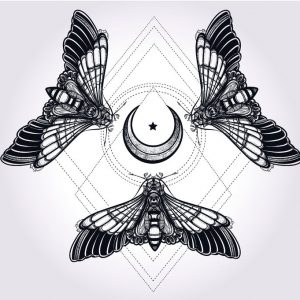 The transmutation of inner darkness.